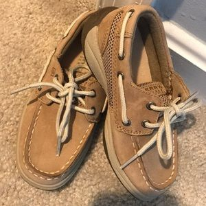 NW Toddler Sperry Topsiders